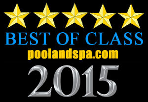 Premium Leisure Manufacturer of Hot Tubs and Spas was ranked best of class in 2015 by poolandspa.com